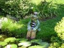 obyvatel zahrady